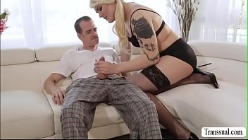 tgirl isabella gets bootie ravaged by.