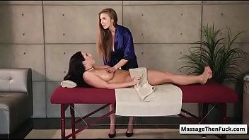 dream hookup rubdown - undercover unveil with lena.
