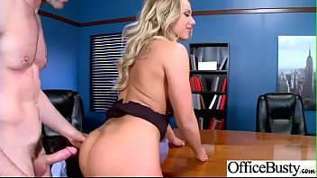 Big Round Tits Girl (Olivia Austin) Enjoy Hard Intercorse In Office mov-23