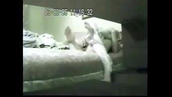 Hidden cam caught my mom masturbating with dildo
