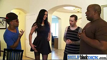 (bianca breeze) Mature Lady Like To Ride Big Black Long Hard Dick movie-06