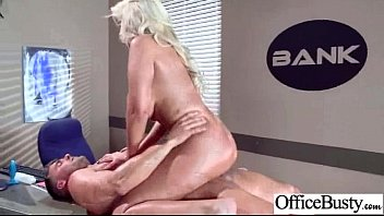 office orgy gauze with supah-bitch employee enormous-chested female vid-03