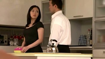 japanese cougar housewife getting it on