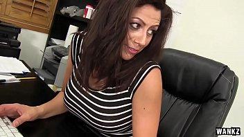 wankz- sex-positive cougar manager sabrina sanchez