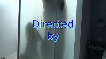 in the showertrailer