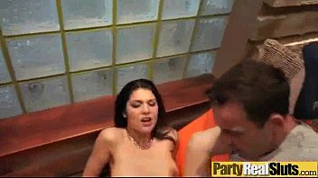 gangbang sequence with real supah-bitch soiree damsel suzy.