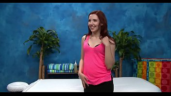 Hot 18 year old girl gets drilled hard by her massage therapist!
