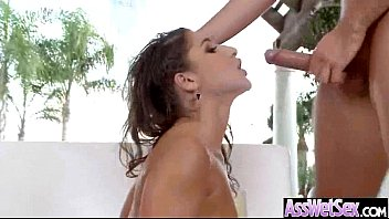 Wild Girl (abella danger) With Big Ass In Hard Anal Sex movie-01