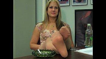 angies sugary-sweet nylon feet