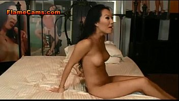 Asian Pornstar High Heels Cumshot