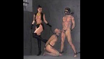Femdom Porn Artwork Compilation