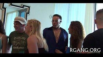 witness supreme gang-ravage story