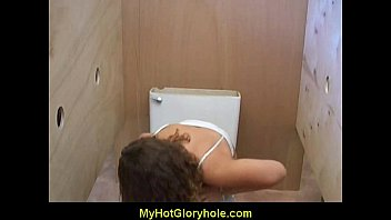 gloryhole initiating wild stunner ten