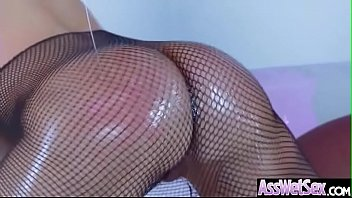 (Aleksa Nicole) Superb Girl With Big Ass Enjoy Hard Anal Sex clip-02