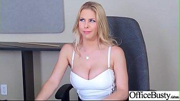 Office Sluty Girl (Rachel RoXXX) With Big Round Boobs Banged Hard video-27