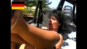 Horny german mature woman