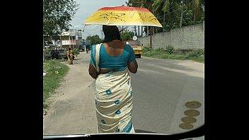 Tamil aunty ass
