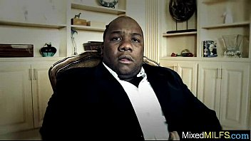 Wild Milf (kaylee brookshire) Love Interracial Sex With Big Dick Stud vid-17