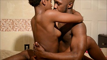 Mike and Nicky - young black married couple