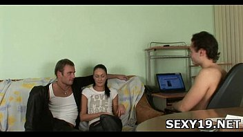orgy-starved pretty doll wails