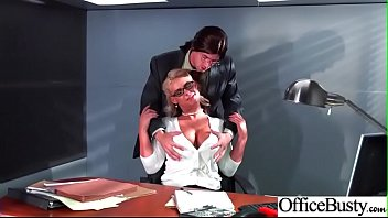 Hardcore Sex In Office With Huge Boobs Girl (Phoenix Marie) vid-25