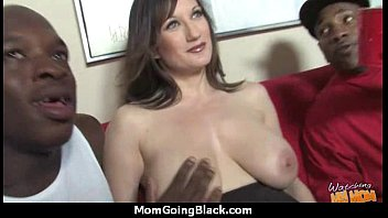 a superb gonzo interracial fuck-fest with supah-steamy cougar 17