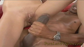 handsome ebony-haired mega-bitch kristy picked up by meaty.