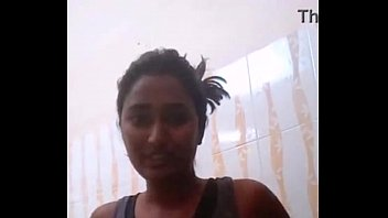 Swathi ready for bath