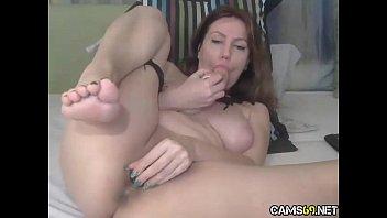Big Tit BBW MILF Toys Curvy Pussy on Webcam   Cams69.net
