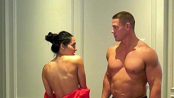 nude dance of wwf john cena with wifey.