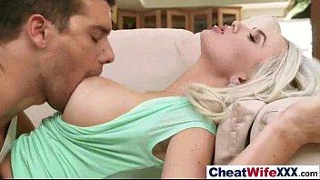 Hardcore Sex Scene With Cheating Slut Wife (gigi allens) vid-11