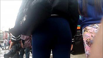 gostosa 10- Gostosa legging marcando a calcinha