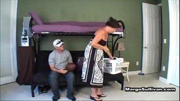 garchando con mi suegra