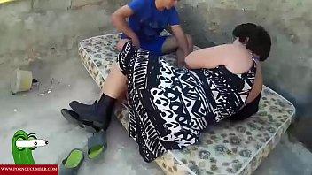 Eats all her pussy on an outdoor mattress. RAF053