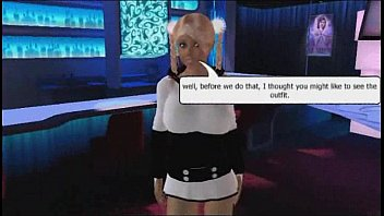 ash-blonde dolls get bare